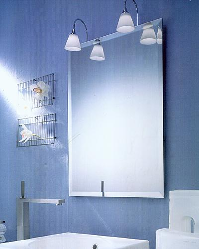 spiegel mit beleuchtung das beste aus wohndesign und. Black Bedroom Furniture Sets. Home Design Ideas